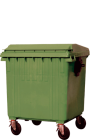 Kontener na odpadki, 1000 litrów